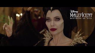 "Disney Maleficent: Mistress of Evil   ""Something Evil""  anuncio"