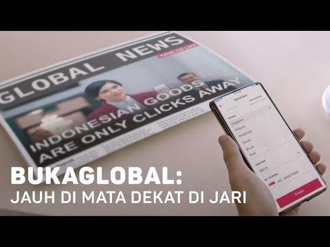 Bukalapak Meluncurkan Bukaglobal, Membuka Platform Untuk Pengguna Internasional