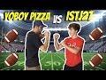 YOBOY PIZZA VS ISTJ27 5V5 BACKYARD TACKLE FOOTBALL 2019!!