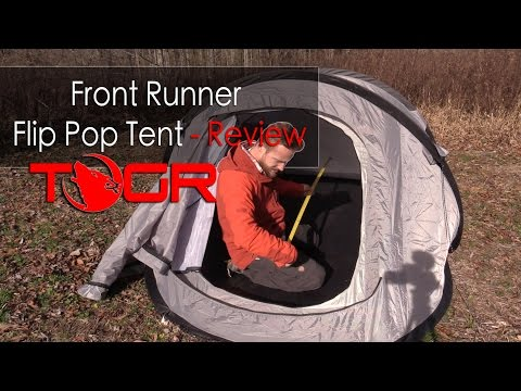Front Runner Flip Pop Tent – Review