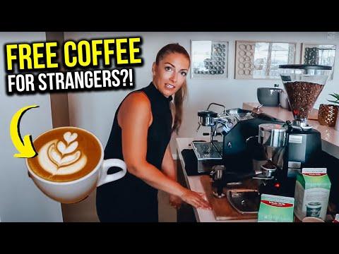 COFFEE SHOP - POP UP - Making it happen - Vlog - Daily vlogger