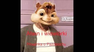 Alwin i wiewiórki - Piosenka o Paździochu