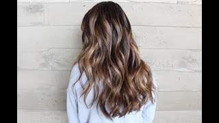 Fall Bronde Balayage (Educational Talk Through)