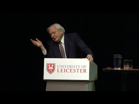 Sir David Attenborough - 'Beauty in Nature' - University of Leicester