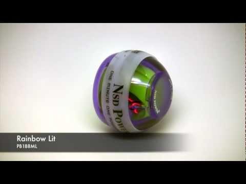 NSD Rainbow Lit Spinner