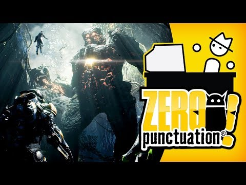 Anthem (Zero Punctuation): Yahtzee gives a hilarious analogy of how EA manages their developers.