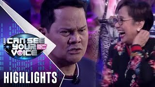 I Can See Your Voice PH: Bayani, nawalan nga ba ng malay bago ang eksena kasama si Vilma Santos?