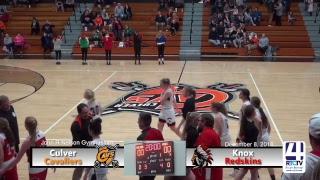 Culver Girls Varsity Basketball vs Knox