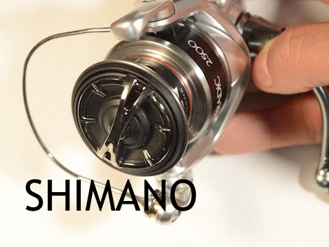 NEW Shimano Fishing Reel Review