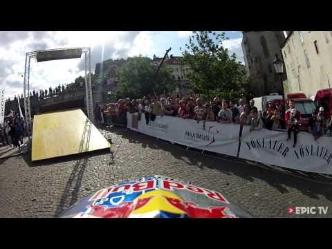 hqdefault - Un descenso en mountain bike de esos que quita el hipo