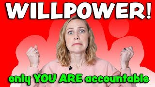 WILLPOWER & Depression: How to get & stay motivated! | Kati Morton