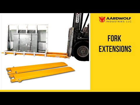 Fork Extensions (Standard) 1500 (pair)