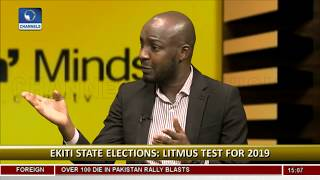 Ekiti Election Is All About Money - Analyst |Rubbin' Minds|