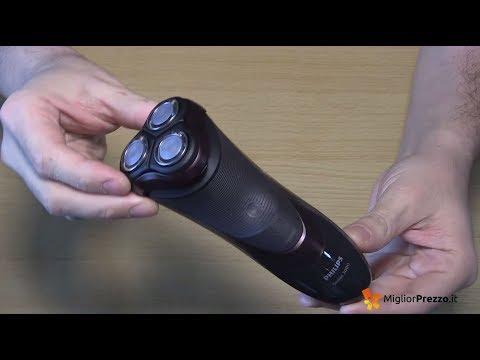 Rasoio elettrico Philips Series 3000 S3520/06 Video Recensione