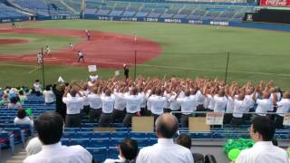 上武大学応援「シャンゼリゼ」