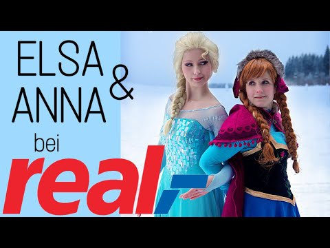 Elsa & Anna machen Ferien