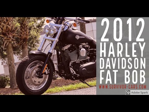 2012 Harley-Davidson Motorcycle (CC-1379691) for sale in Palmetto, Florida