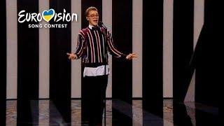 Mikolas Josef - Lie To Me – Национальный отбор на Евровидение-2018. Первый полуфинал