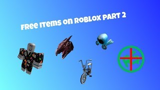 how to get free items on roblox - TH-Clip