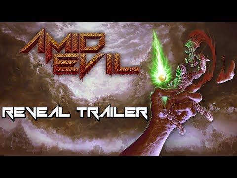 AMID EVIL - Reveal Trailer thumbnail