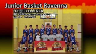 U15 E: JBR – Benedetto Cento highlights