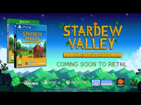 Stardew Valley Getting Physical Release Soon