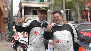 preview picture of video 'XXVI Rally RAC 1000 Tehuacán Puebla 2014 Marmoles Puente Racing Team'