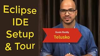 #1 Servlet and JSP Tutorial | Eclipse Setup and Tour