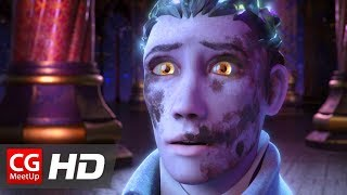 "CGI Animated Short Film: ""A Moonlights Tale"" by Moonlights Tale Team 