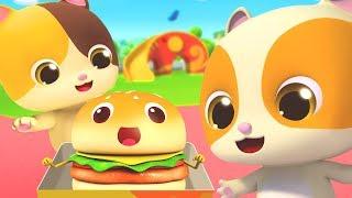 Yummy Fast Food Truck | Breakfast Song, Ice Cream | Nursery Rhymes | Kids Songs | Baby Song |BabyBus
