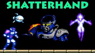 Tokkyuu Shirei Solbrain (Shatterhand) прохождение (NES, Famicom, Dendy)