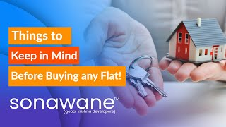 Things to keep in Mind Before Buying any Flat! | Home Buying Documents