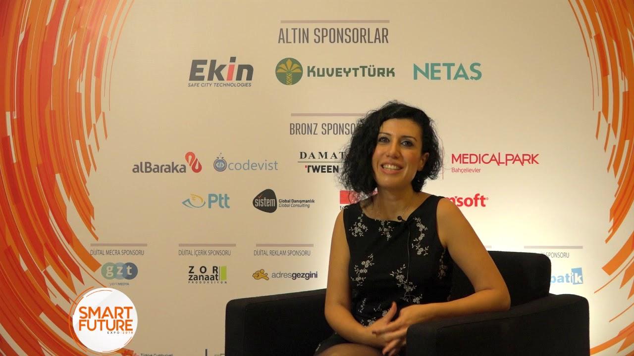 Ebru GÜRSES - Fongogo Kitlesel Fonlama Platformu Kurucu Ortağı