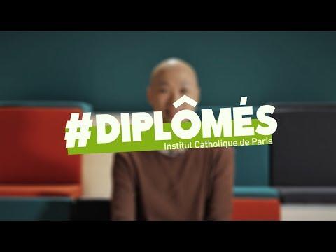 #DIPLÔMÉS - Portrait de Ting