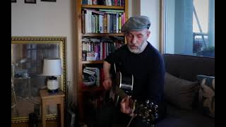 Crazy – Willie Nelson cover