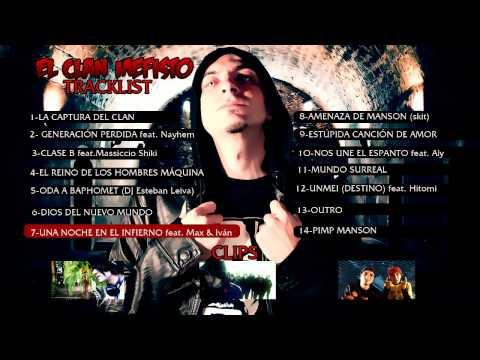 Una Noche en el infierno- Magnus Mefisto feat. Max & Iván