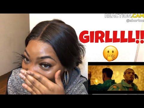 Trey Songz Chi Chi Ft Chris Brown Video Reactionnnn 👀🔥