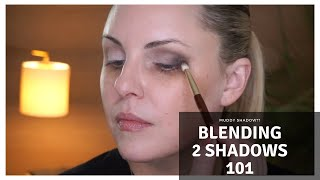 LIFE CHANGING BLENDING TIPS 🤯 || WHY YOUR EYESHADOW LOOKS MUDDY