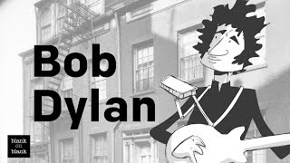 Bob Dylan at 20 on Freak Shows | Blank on Blank
