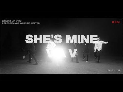 [РЕЛИЗ] VAV опубликовали фото-тизеры к своему возвращению с «She's Mine»
