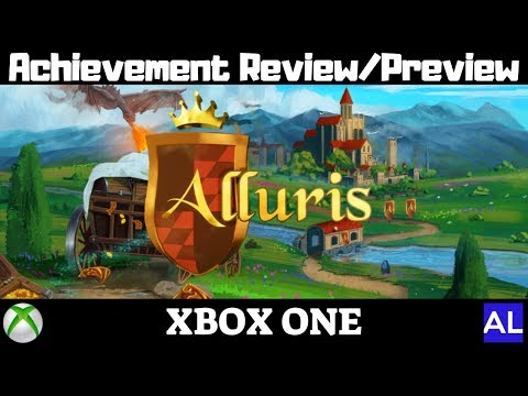 Alluris (Xbox One) Achievement Review/Preview