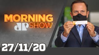 MORNING SHOW - 27/11/20
