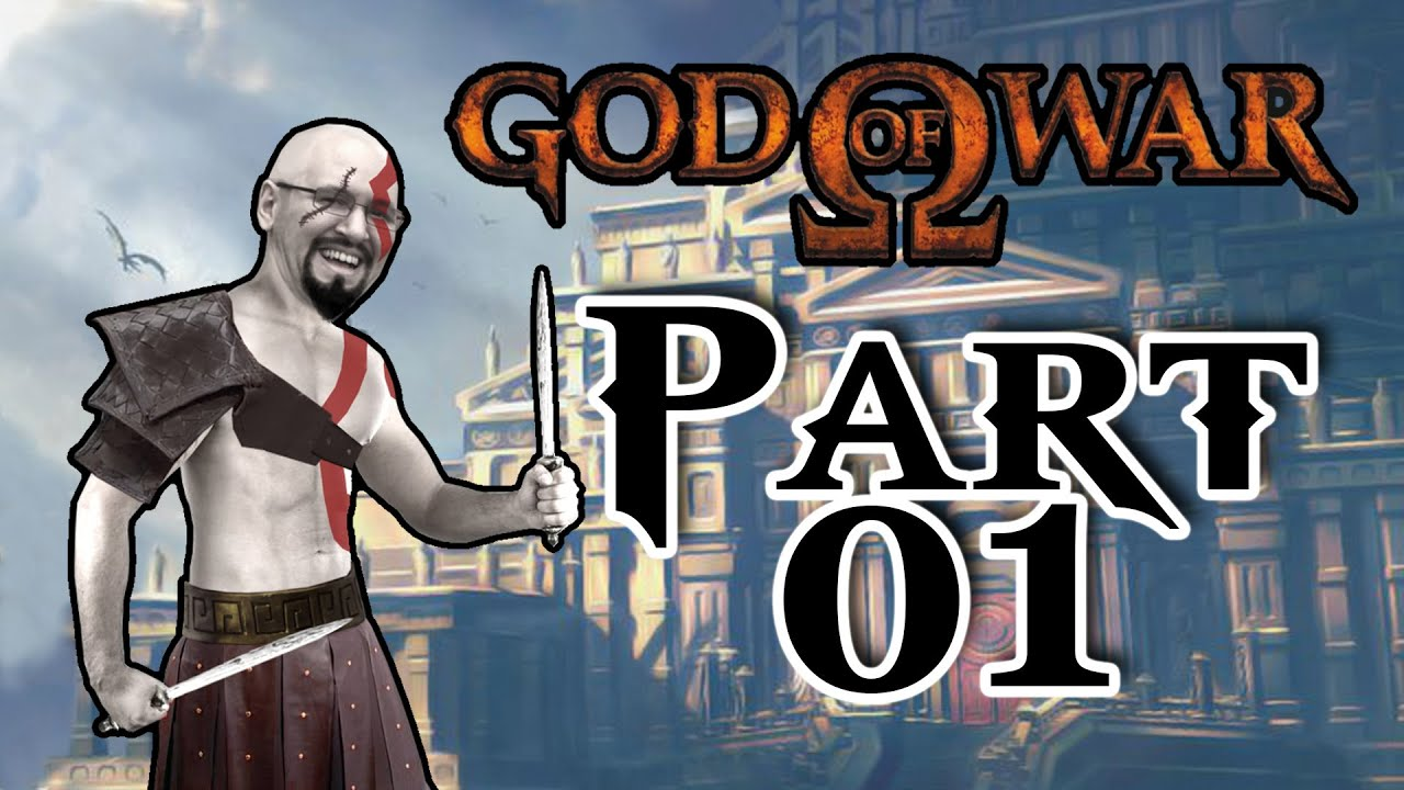 God of War (2005) – Part 01: Die entsetzliche Hydra