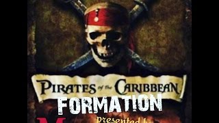 """Pirates of the Caribbean"" Dance Show 2014"