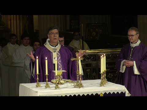 Messe du Dimanche 15 mars 2020