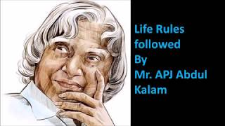 Powerful Motivational Quotes About Life by APJ Abdul Kalam | WhatsApp status video