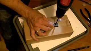 SONY HDR AS15 - DIY External Mic - Housing Mod