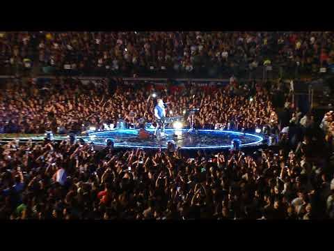 Coldplay - 09 - Agradecendo - São Paulo 08/11/2017