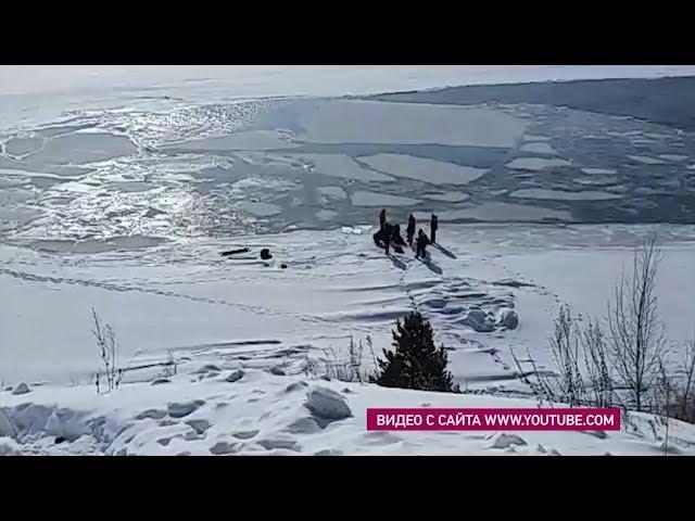 На Байкале погиб дайвер