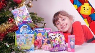 [JOUET] Playmobil, Shopkins, Schtroumpfs, Barbie, My Little Pony - Studio Bubble Tea unboxing